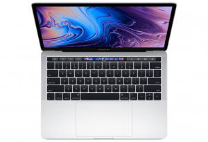 MacBook Pro 13 Retina True Tone i5-8259U / 8GB / 1TB SSD / Iris Plus Graphics 655/ macOS / Silver