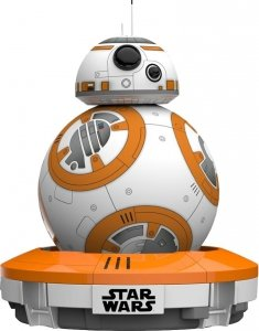 BB-8 by Sphero-droid STAR WARS iOS Android