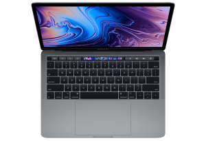 MacBook Pro 13 Retina True Tone i7-8559U / 16GB / 512GB SSD / Iris Plus Graphics 655/ macOS / Space Gray