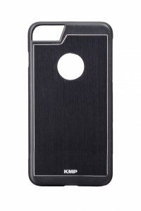 KMP Etui do iPhone 7 - Czarny