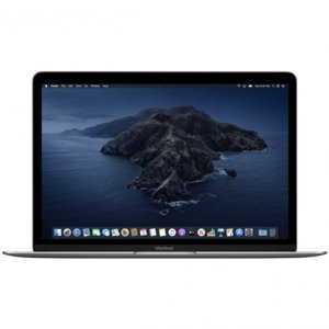 MacBook 12 Retina i5-7Y54 / 8GB / 512GB / HD Graphics 615 / macOS / Space Gray (gwiezdna szarość)