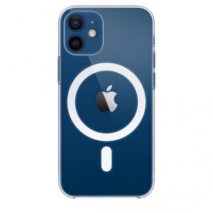Apple Przezroczyste etui z MagSafe do iPhone'a 12 / 12 Pro - outlet