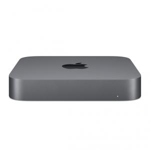 Mac mini i3 3,6GHz / 64GB / 256GB SSD / UHD Graphics 630 / macOS / 10-Gigabit Ethernet / Space Gray (gwiezdna szarość) 2020 - nowy model