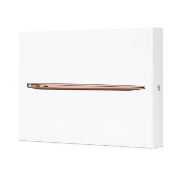 MacBook Air Retina i3 1,1GHz  / 8GB / 256GB SSD / Iris Plus Graphics / macOS / Gold (złoty) 2020 - nowy model