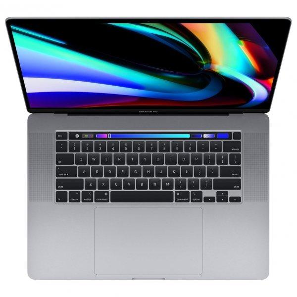 MacBook Pro 16 Retina Touch Bar i9-9980HK / 32GB / 1TB SSD / Radeon Pro 5500M 8GB / macOS / Space Gray (gwiezdna szarość)
