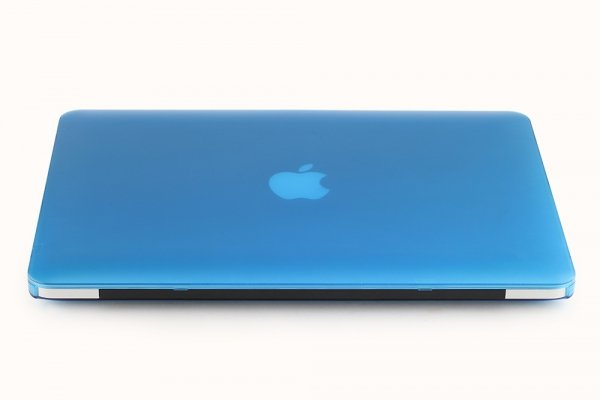 KMP Etui MacBook Pro Ret 15 - Niebieski