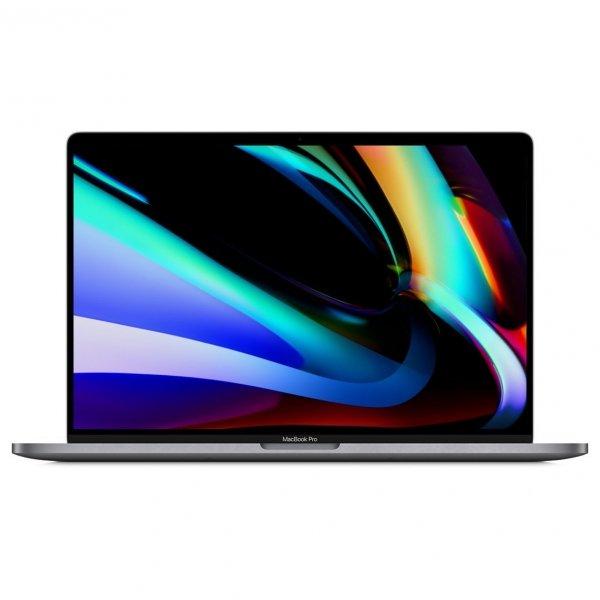 MacBook Pro 16 Retina Touch Bar i9-9980HK / 32GB / 1TB SSD / Radeon Pro 5500M 4GB / macOS / Space gray (gwiezdna szarość) - Klawiatura US