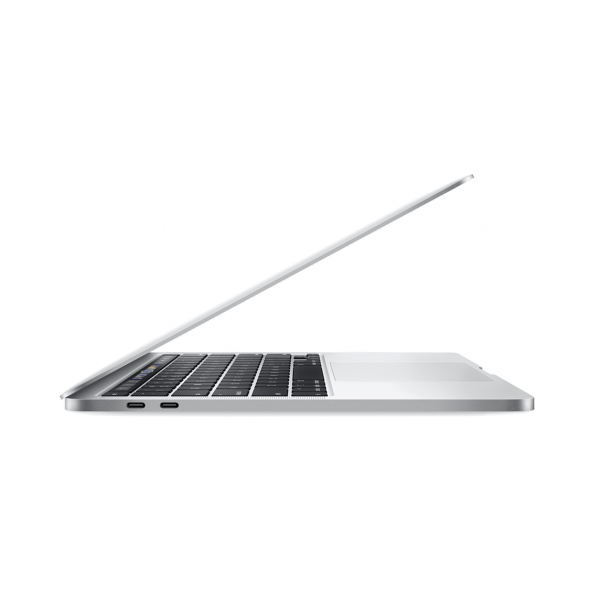 MacBook Pro 13 Retina Touch Bar i5 2,0GHz / 16GB / 512GB SSD / Iris Plus Graphics / macOS / Silver (srebrny) 2020 - nowy model