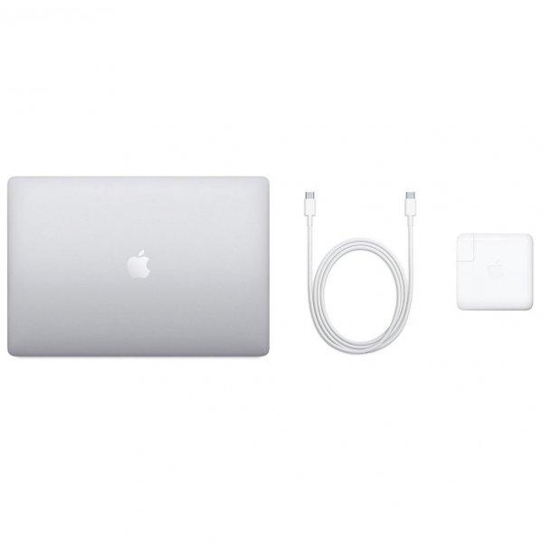 MacBook Pro 16 Retina Touch Bar i7-9750H / 32GB / 512GB SSD / Radeon Pro 5300M 4GB / macOS / Silver (srebrny)