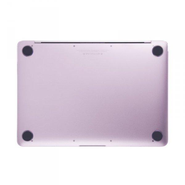 KMP Etui MacBook 12 - Różowy