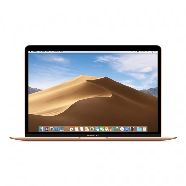 MacBook Air Retina z Touch ID i5 1.6GHz / 16GB / 512GB SSD / UHD Graphics 617 / macOS / Gold