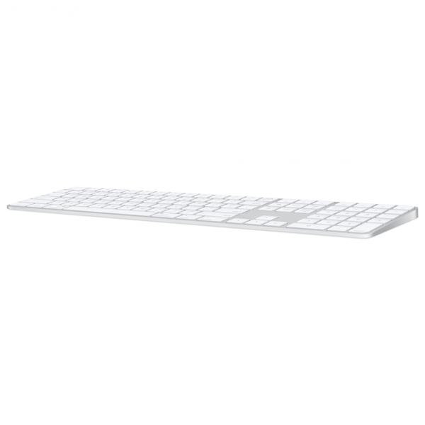 Klawiatura Magic Keyboard z Touch ID i polem numerycznym dla modeli Maca z układem Apple – angielski (USA)
