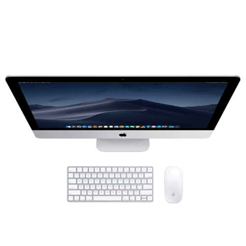 iMac 27 Retina 5K i5-9600K / 32GB / 2TB Fusion Drive / Radeon Pro Vega 48 8GB / macOS / Silver (2019)