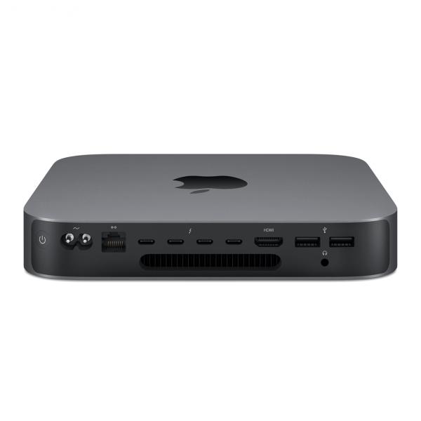 Mac mini i7 3,2GHz / 8GB / 512GB SSD / UHD Graphics 630 / macOS / Gigabit Ethernet / Space Gray (gwiezdna szarość) 2020 - nowy model