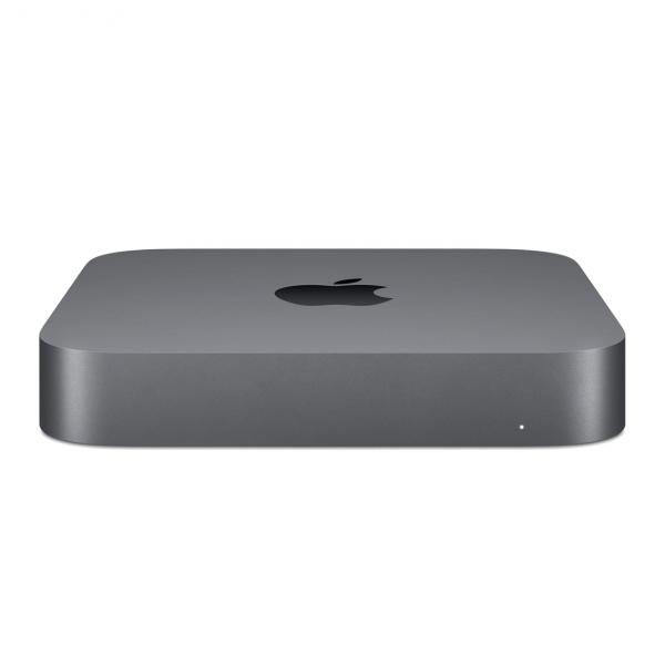 Mac mini i7 3,2GHz / 8GB / 512GB SSD / UHD Graphics 630 / macOS / 10-Gigabit Ethernet / Space Gray (gwiezdna szarość) 2020 - nowy model