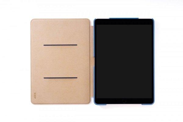KMP Bookcase - Etui z klapką na iPad Pro 10,5 (niebieski)