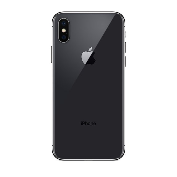 Apple iPhone X 256GB Space Gray (gwiezdna szarość)