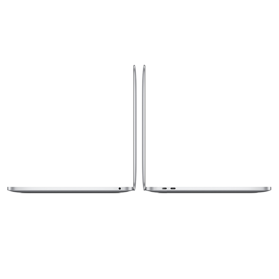 MacBook Pro 13 Retina Touch Bar i5 1,4GHz / 8GB / 512GB SSD / Iris Plus Graphics 645 / macOS / Silver (2019)