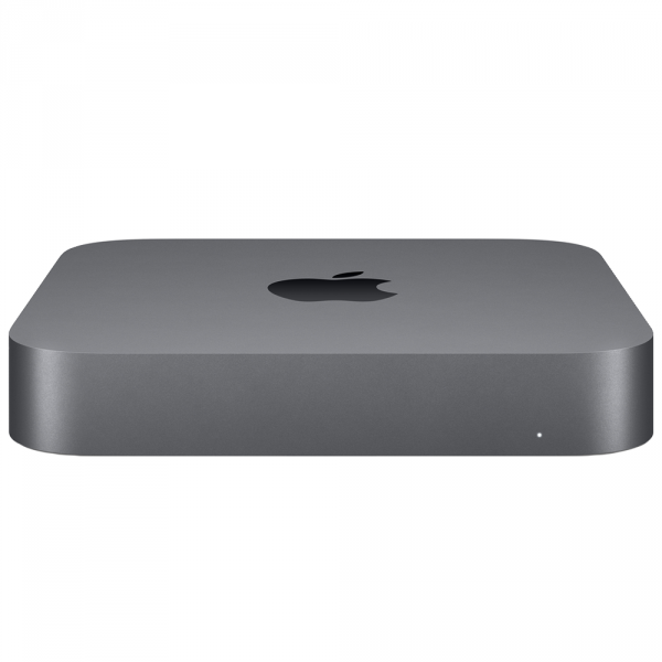 Mac mini i3-8100 / 64GB / 256GB SSD / UHD Graphics 630 / macOS / 10-Gigabit Ethernet / Space Gray
