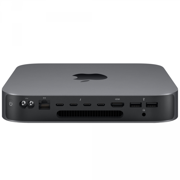 Mac mini i3-8100 / 16GB / 1TB SSD / UHD Graphics 630 / macOS / Gigabit Ethernet / Space Gray