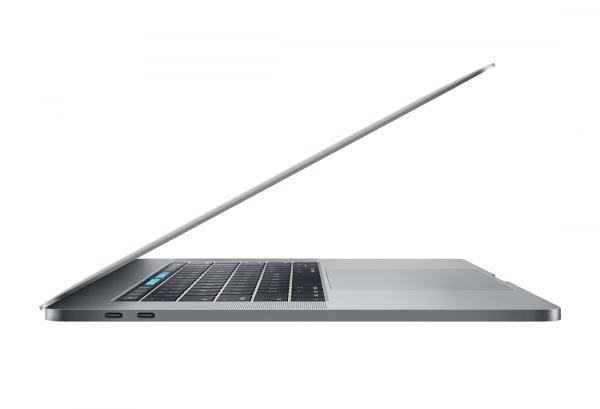 MacBook Pro 15 Retina True Tone i7-8750H / 16GB / 2TB SSD / Radeon Pro 560X / macOS / Space Gray