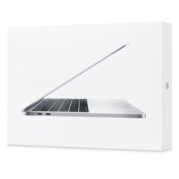 MacBook Pro 13 Retina Touch Bar i7 2,8GHz / 16GB / 1TB SSD / Iris Plus Graphics 655/ macOS / Silver (2019)