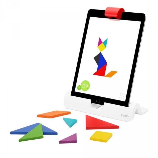 Osmo Genius Kit - zestaw 5 gier edukacyjnych do iPad (podstawka + reflektor)