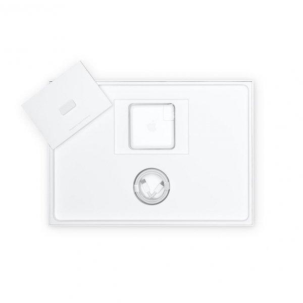 MacBook Pro 16 Retina Touch Bar i9-9980HK / 16GB / 4TB SSD / Radeon Pro 5500M 8GB / macOS / Silver (srebrny)