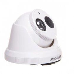 Kamera kopułkowa dualna zewnętrzna 1.3Mpix oświetlacz IR 40m obiektyw 3.6mm 720 TVL PicaDIS 12VDC biała DS-2CE56C2P-IT3