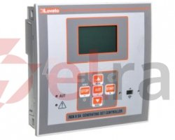 Panel sterowania agregatu LCD CAN USB WiFi 12/24V DC IP54 RGK600SA