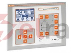 Panel sterowania agregatu LCD RS232 CAN USB WiFi 12/24V DC IP65 RGK700SA