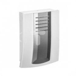 Dzwonek jednotonowy 230V srebrny DNS-902/N-SRB SUN10000066