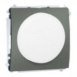 Simon Classic Sygnalizator świetlny LED – światło białe 230V grafitowy MSS/1.01/25 WMCS-020xxx-G013