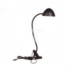 Lampka biurkowa LED 7W LIBA LED SMD B-WW 3000K 200lm czarna 23630