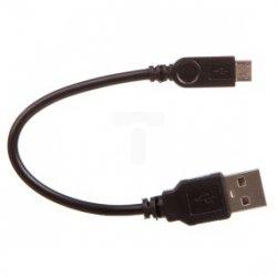Przewód adapter USB 2.0 High Speed 0,1m USB - microUSB 46557