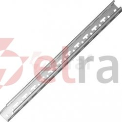 Korytko kablowe perforowane 35x30 grubość 0,7mm KGL/KPL35H30/2 130303 /2m/