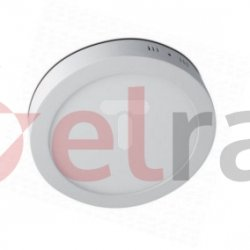Plafoniera LED ORIS 7W 560lm 85-265V AC 50/60Hz 120st. LD-ORN07W-NB