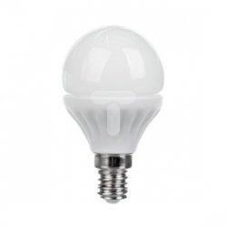 Żarówka LED SMD 3014 b45b 35 LED ciepły biały E14 kulka 3,5W 220-240V AC LD-SMB45B-35P