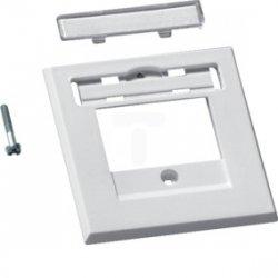 Płytka centralna TAE 3-krotna ABS bezhalogenowe (HFR) biel GZTAE39010