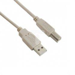 Przewód USB 2.0 High Speed 3m - USB 2.0 (typ B) 04679