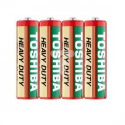 Bateria cynkowo-węglowa R6 / AA 1,5V HEAVY DUTY R6KG SP-4TGTE /foliowane 4szt./