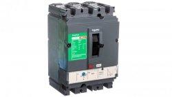 Wyłącznik mocy 50A 3P 36kA EasyPact CVS100 TM50D LV510334
