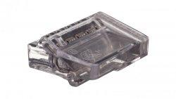 Szybkozłączka 5x1,5-2,5mm2 transparentna PC2255-CL 89024000 /100szt./