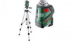 Laser krzyżowy Bosch PLL 360 ze statywem set 0603663001