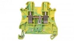 Złączka szynowa ochronna 0,14-4mm2 zielono-żółta EX UT 2,5 3044092