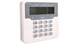 Terminal/manipulator bezprzewodowy LCD do central VERSA białe podświetlenie VERSA-LCDM-WRL