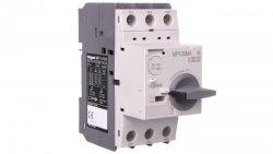 Wyłącznik silnikowy 3P 4-52A wyzwalacz magnetyczny MPX3 32MA 417347