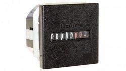 Licznik czasu pracy na panel H57 230V AC 3.220.401.075.00