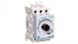 Rozłącznik izolacyjny DILOS 00 32A 3P bez pokrętła D/061303-251 730989