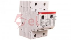 Rozłącznik bezpiecznikowy 2P 63A D02 ILTS-E2 2CDE102001R1901